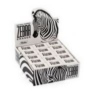 "Ластик из натурального каучука ""Hatber. Zebra"", 32х18х8 мм (арт. 14231) (16880)"