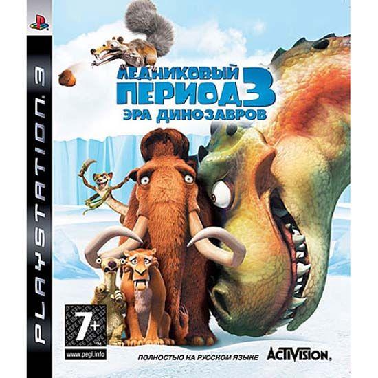 Игра Ледниковый Период 3: Эра Динозавров (PS3)