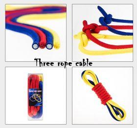 Three rope cable Три сцепленные верёвки (Deluxe)