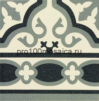 PT01978 Mainzu Florentine Cenefa White 20x20 см (MAINZU)