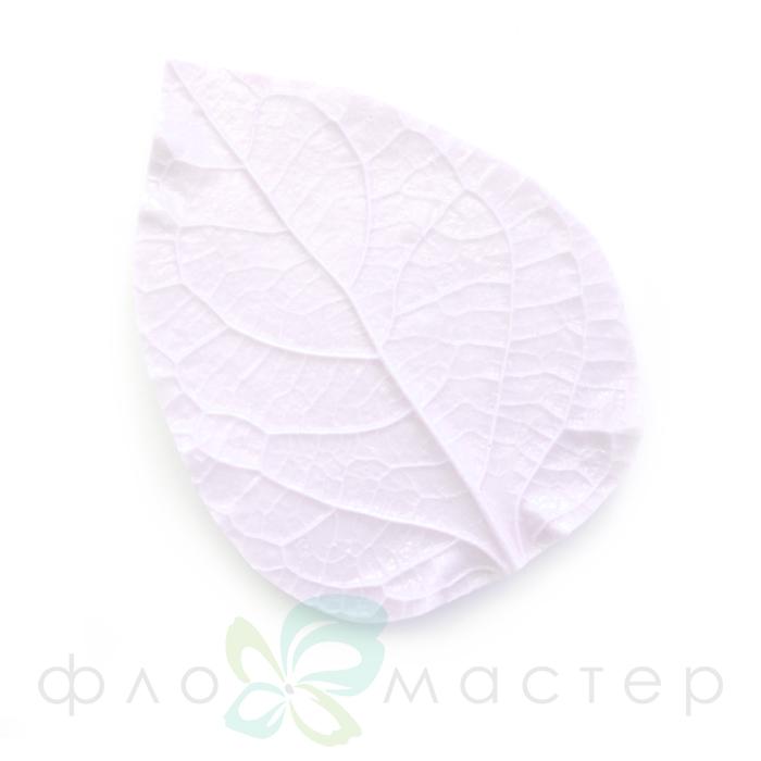 Молд лист гортензии маленький