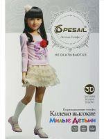 Гольфы белые, детские 35-40 №S3263