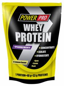 Power Pro Whey Protein (1000 гр.)