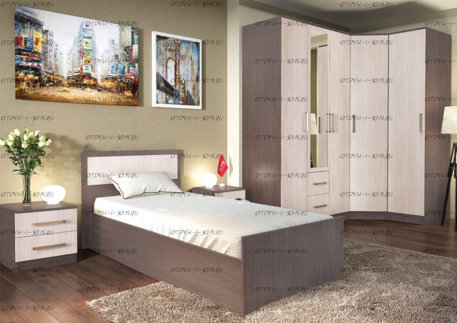 Спальня Фиеста №7 BTS