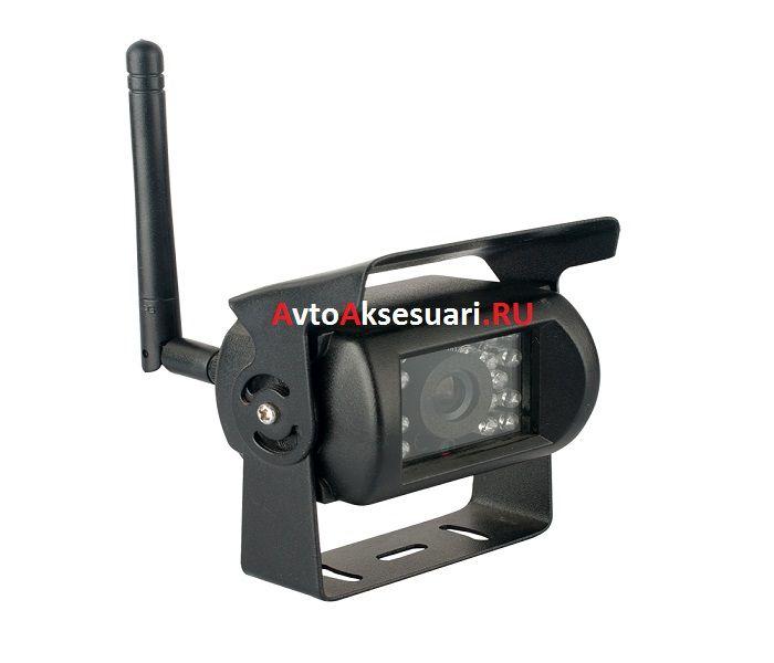 Беспроводная камера заднего вида 1 шт с монитором 7 дюймов для грузовиков PZ9001
