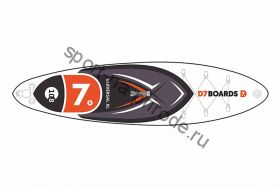 SUP board D7 10,8/15 Universal XL