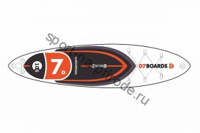 SUP board D7 10.6/12 Universal