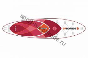 SUP board D7 10.0/12 Women