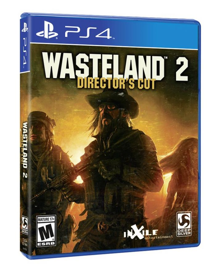 Игра Wasteland 2 Director's Cut (PS4)