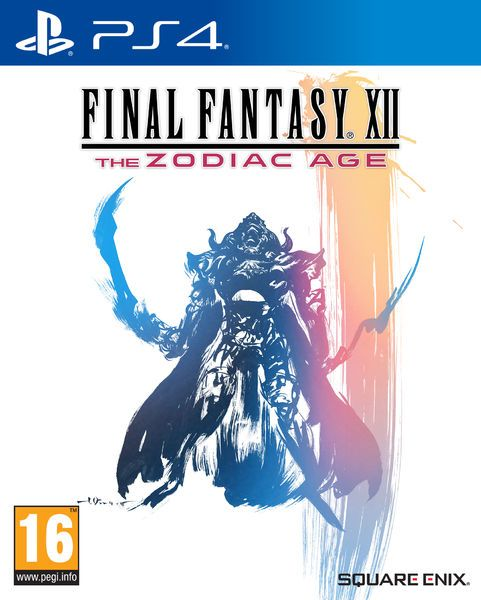 Игра Final Fantasy XII The Zodiac Age (PS4)