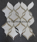 MUZA. Мозаика  серия water jet , размер, мм: 250*300*8 мм (ORRO Mosaic)