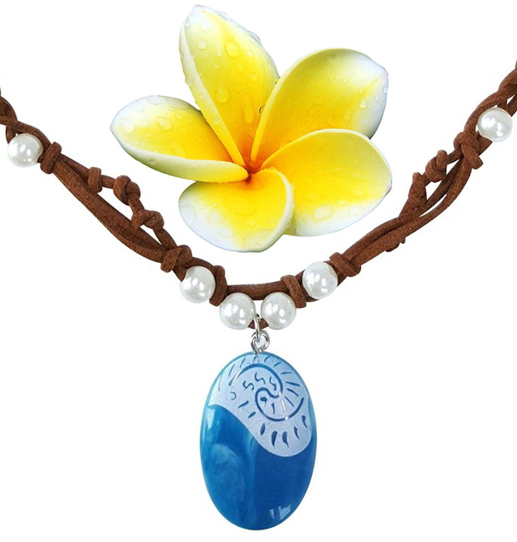 Кулон Моаны ожерелье