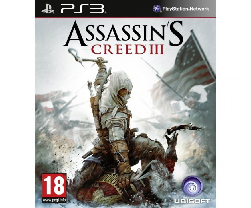 Игра Assassin's Creed III (PS3)