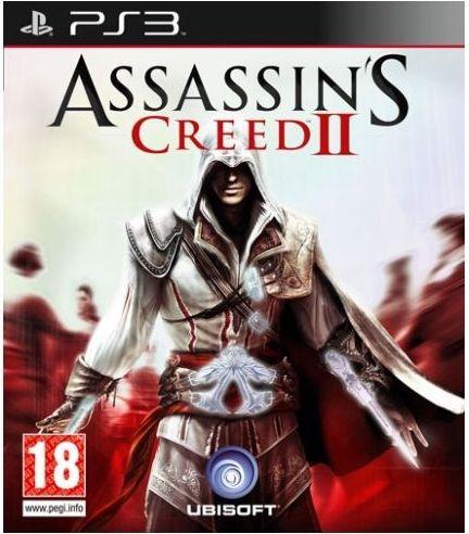Игра Assassin's Creed II (PS3)