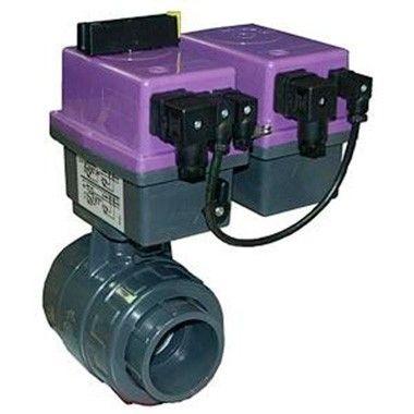 Вентиль с эл.приводом с блоком аварийного закрытия R2 Coraplax (д. 110мм, 220В)