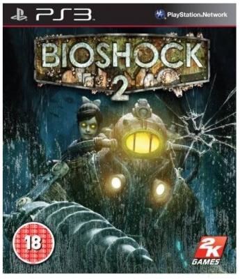 Игра Bioshock 2 (PS3)