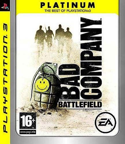 Игра Battlefield Bad Company (PS3)
