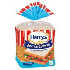 Хлеб HARRYS 7 злаков 470гр