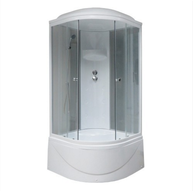 Душевая кабина Royal Bath 90x90 RB 90BK4-МT
