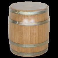Дубовая бочка для самогона, вина, коньяка (БонПос), 10 литров