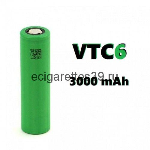 Аккумулятор SONY VTC6