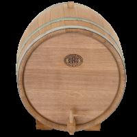 Дубовая бочка для самогона, вина, коньяка (БонПос), 50 литров