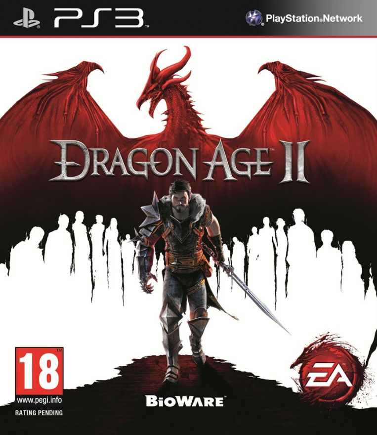 Игра Dragon Age II (PS3)