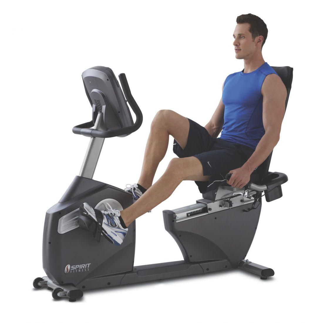Велотренажер - Spirit Fitness XBR25