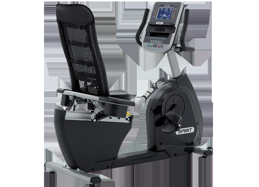 Велотренажер - Spirit Fitness XBR25 (2017)