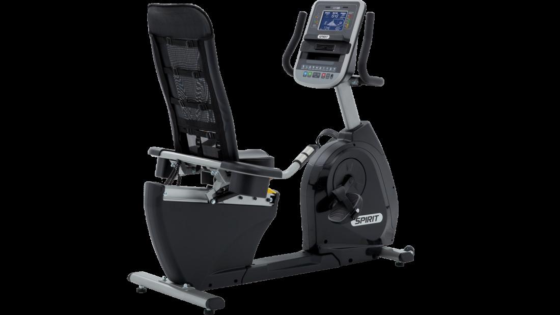 Велотренажер - Spirit Fitness XBR95 (2017)