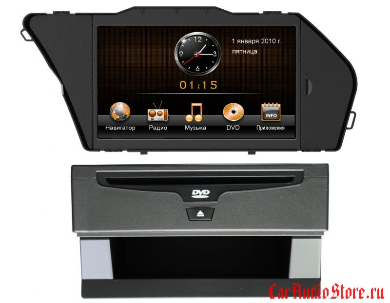 INTRO CHR-1518GLK Mercedes GLK 231Hp 2012-2015