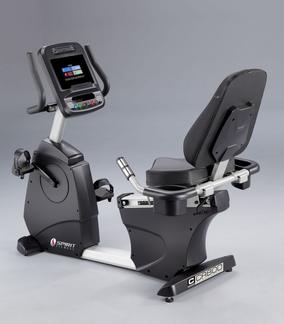 Велотренажер - Spirit Fitness CR800ENT