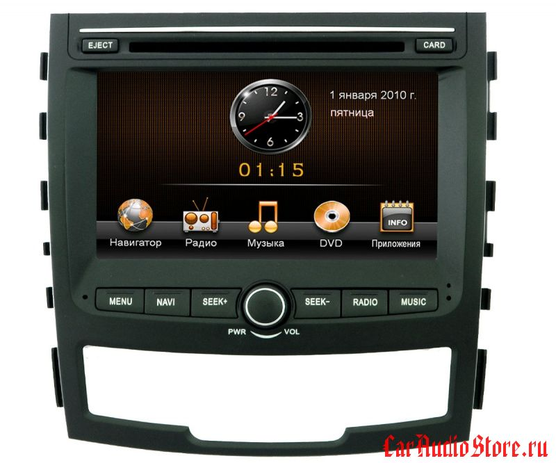 INCAR CHR-7769SY SsangYong Actyon 2011-2013
