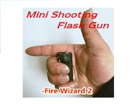 Mini Shooting Flash Gun (Fire Wizard 2) Ручная пушка с одним залпом