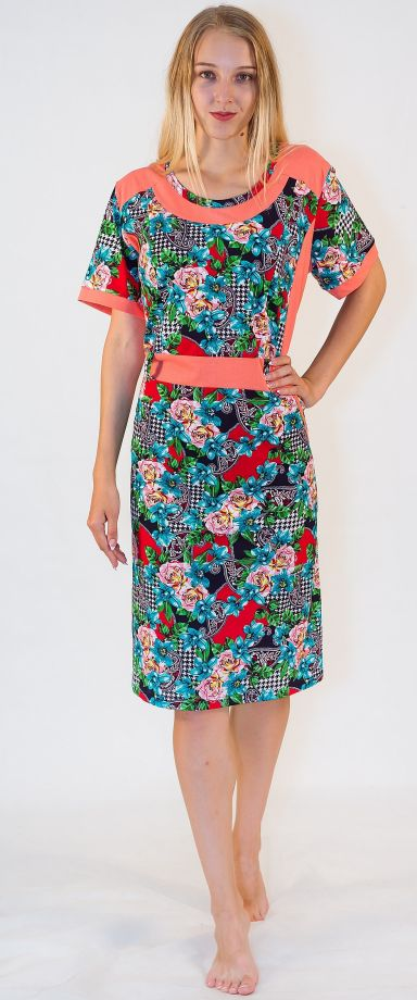 Sale Платье женское Лора Efri-St35 (хлопок)