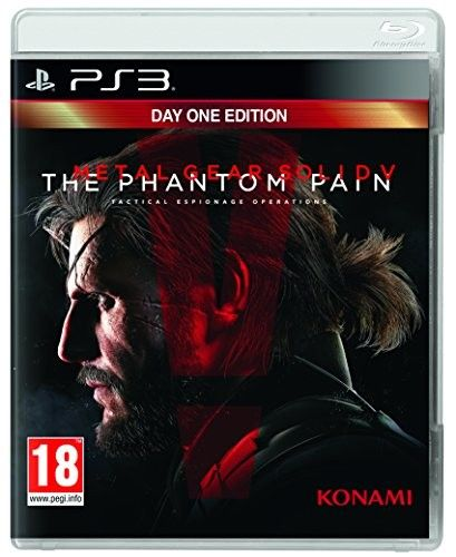 Игра Metal Gear Solid V:The Phantom Pain (PS3)