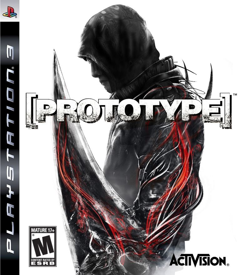Игра Prototype (PS3)