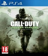 Игра Call of Duty Modern Warfare (PS4)