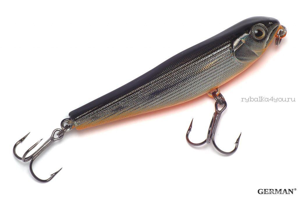 Купить Воблер German Floating Pilgrim 70 мм / 6,5 гр цвет: 157