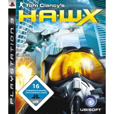 Игра Tom Clancy's HAWX (PS3)