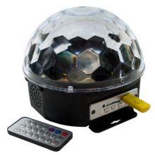 Светодиоидный диско-шар LED Crystal Magic Ball Light