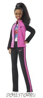 Коллекционная кукла Барби Габи Дуглас - Gabby Douglas Barbie® Doll
