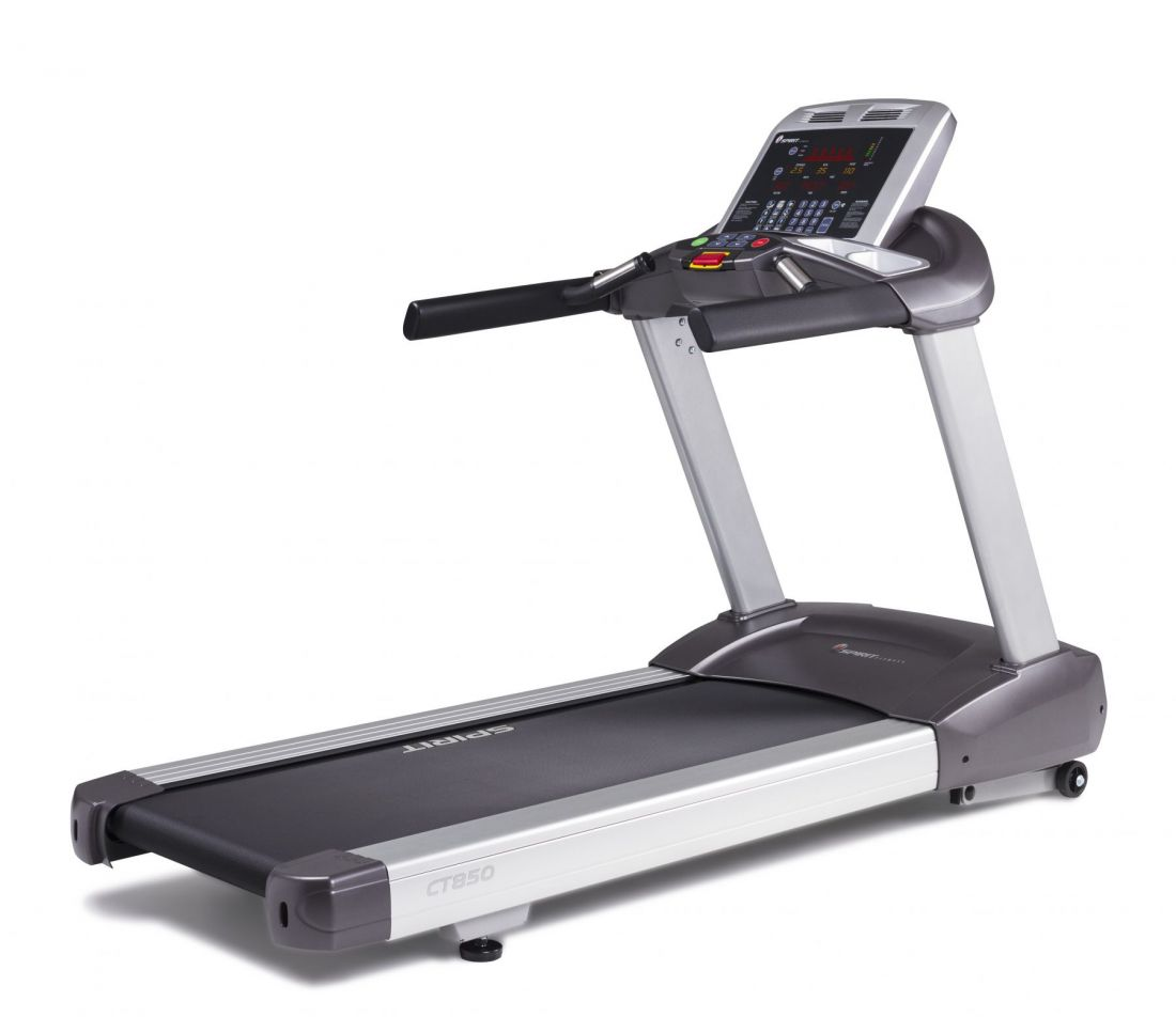 Электрическая беговая дорожка - Spirit Fitness CT850