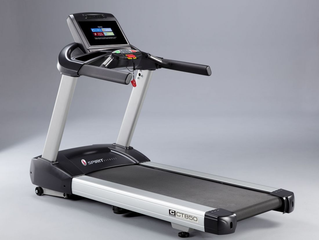 Электрическая беговая дорожка - Spirit Fitness CT850ENT