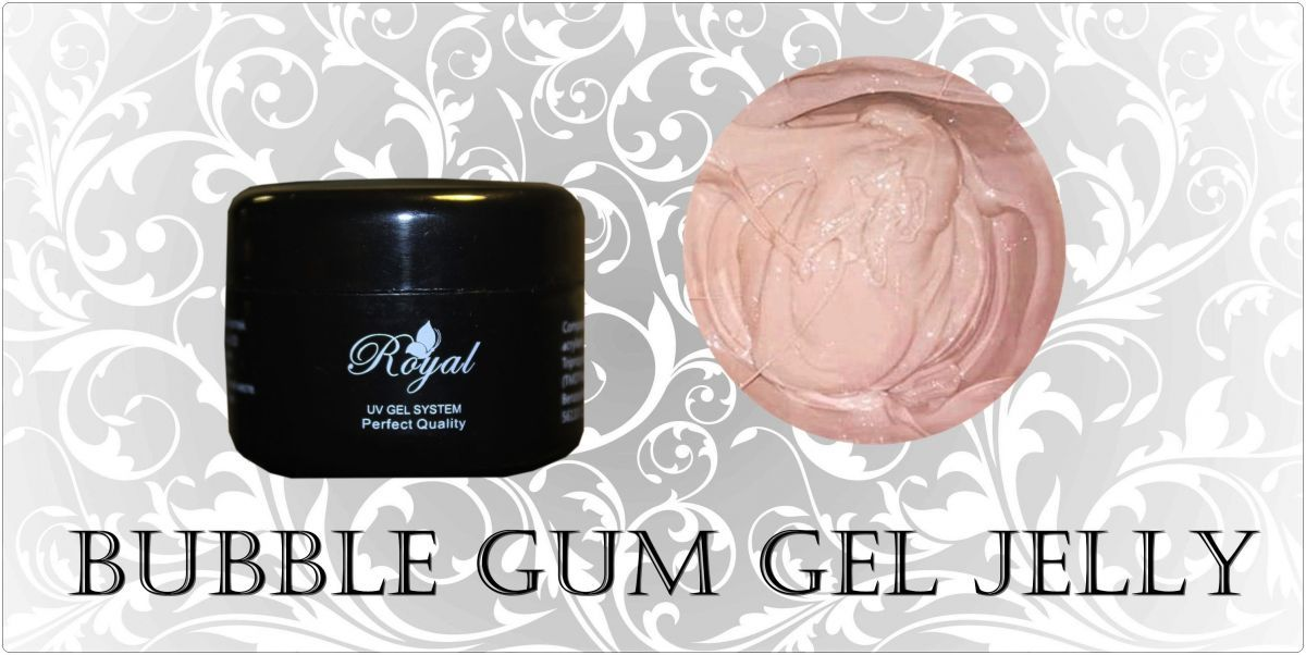 BUBBLE GUM CLASSIC JELLY ROYAL GEL