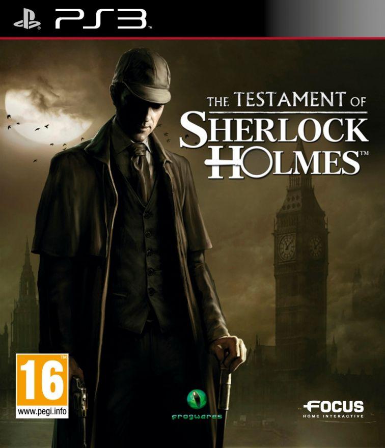Игра Последняя воля Шерлока Холмса (PS3)