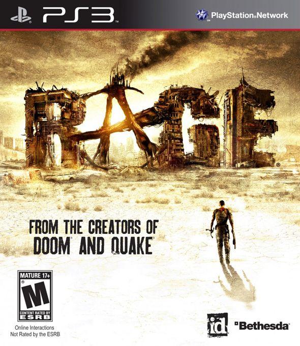 Игра Rage (PS3)