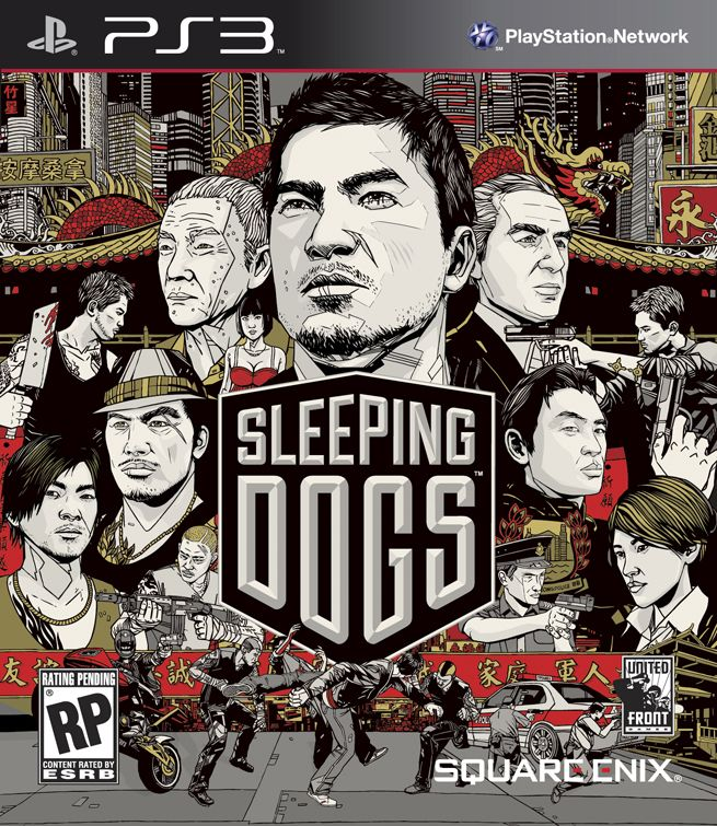Игра Sleeping Dogs (PS3)