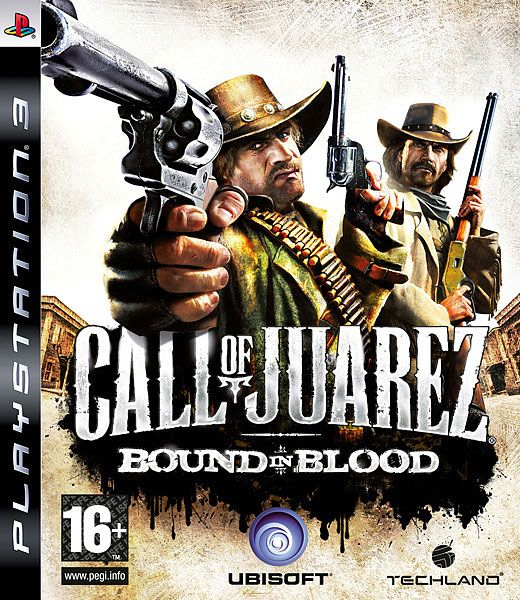 Игра Call of Juarez Bound in Blood (PS3)