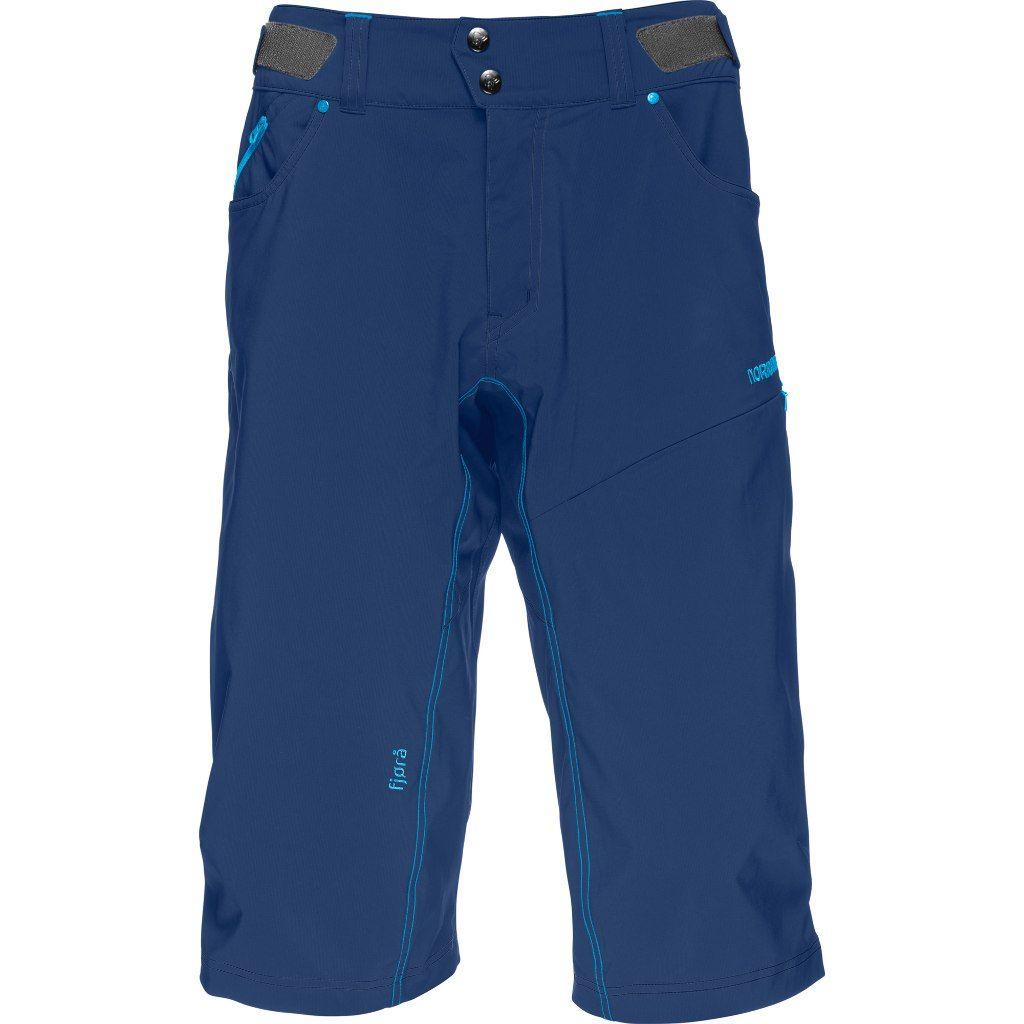 Norrona Fjora lightweight Shorts MTB Ocean Swell M